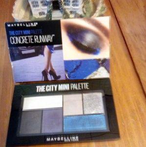 City Mini 6 pan Eyeshadow Palette 440